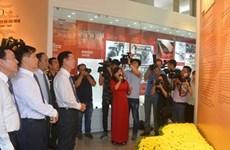 胡志明主席遗嘱执行50周年专题展在河内举行