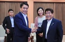 日本促进在河内高质量农业发展合作