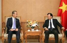 政府副总理郑廷勇:为对越南投资的日本企业创造便利