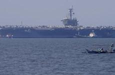 东盟与美国首次海上联合军演将于9月初举行