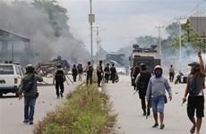 印度尼西亚加强巴布亚省安保工作