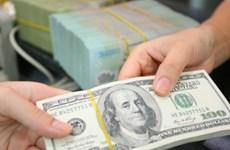 8月23日越盾对美元汇率中间价上调11越盾