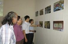 """""""回归顺化""""多媒体艺术展有助于建筑遗产保护工作"""