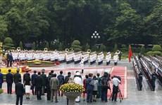 越南与澳大利亚发表联合声明