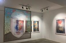 越南参加亚洲、大洋洲和太平洋当代艺术展