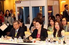 越南国会主席阮氏金银出席AIPA委员会会议