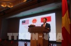 越南与马来西亚合作关系仍有巨大潜力有待挖掘