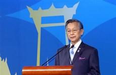 越共中央总书记、国家主席阮富仲向泰国国会下议院议长川•立派致贺电