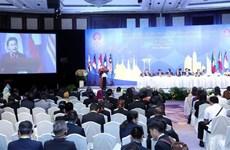 越南国会主席阮氏金银:继续强化遵守国际法的重要性