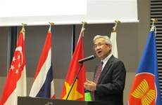 东盟副秘书长:全球贸易摩擦给东盟带来巨大挑战