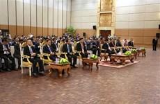 柬老越三国国会国防与安全委员会第四次会议开幕