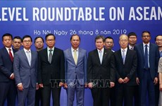 2020年东盟年高层座谈会:加强东盟秘书处与2020年东盟轮值主席国的协调配合