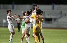 2019年东南亚女子足球锦标赛:越南队战胜泰国队夺取冠军