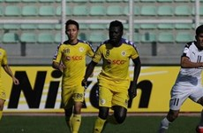 2019年亚足联杯:河内队客场战平阿尔廷阿西尔 挺进决赛