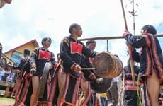 得乐省高原地区嘉莱族举行颇具特色的新米节