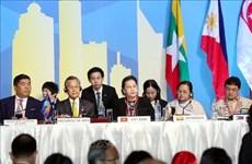 阮氏金银主席圆满结束出席AIPA 40和对泰国进行正式访问之旅