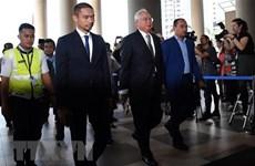 """马来西亚前总理纳吉布涉""""一马公司""""案开庭审理"""