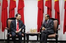 加强越南与东帝汶的友好合作关系