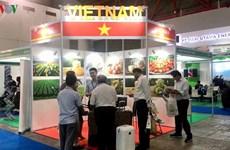 越南许多农业科技产品亮相2019年印度尼西亚国际农业机械展览会