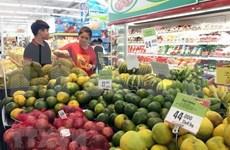 2019年8月全国居民消费价格指数小幅上涨