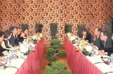 胡志明市与中国广东省促进合作关系