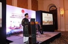 进一步推动越南与印度旅游领域的合作
