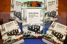 《1954年日内瓦会议——第一次印度支那战争中的越南与苏联》越语版书籍问世
