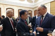 摩尔多瓦一向重视与越南的关系