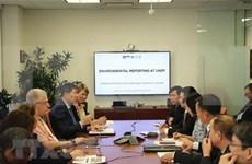 越南希望联合国开发计划署协助提高千年发展目标审计能力