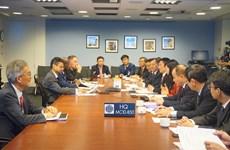 加强越南国家审计署与世行的合作
