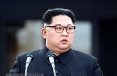 朝鲜领导人希望巩固与越南的关系