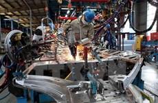 2019年前8个月全国工业生产指数同比增长9.5%
