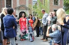 比利时越南日活动:推介越南形象的良机