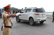 国庆三天假期越南全国发生73起交通事故 死亡人数57人
