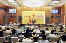 越南国会司法委员会第十三次会议召开
