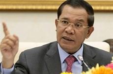 柬埔寨首相洪森签发预防和应对湄公河水灾措施的通告