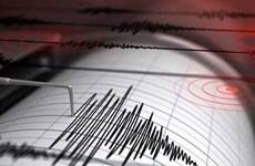 印度尼西亚巴布亚省发生5级地震