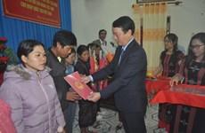 承天顺化省9名老挝公民入籍越南