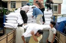 阮春福总理决定发放大米援助灾民
