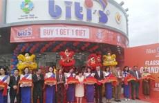 越南鞋子品牌征服柬埔寨市场