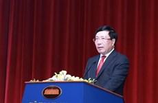 范平明:推动越南与中东和非洲国家关系走向深入
