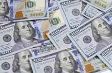 9月10日越盾对美元汇率中间价上调3越盾