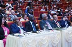 中东非洲国家驻越大使对与越南的经济合作前景充满信心
