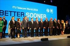 越南出席国际电信联盟2019年世界电信展