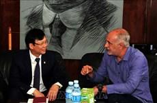 越南与古巴加强新时期新闻媒体发展经验交流