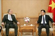 越南鼓励英国企业扩大投资范围