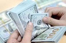 9月11日越盾对美元汇率中间价下调5越盾