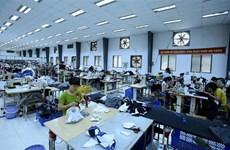 越南纺织服装企业订单数量下滑