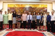 北宁省与古巴分享劳动与就业领域的经验