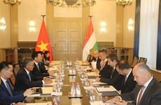 越南与匈牙利加强通信与信息技术领域的合作
